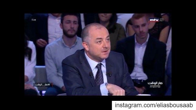 بو صعب: الجيش اللبناني يجب أن يكون الجيش الوحيد الذي يدافع عن لبنان وخاصة ف (Lebanon)