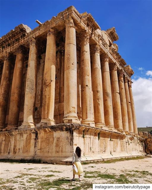 Baalbek - بعلبك Beirut byblos jounieh lebanon travel photoshoot ...
