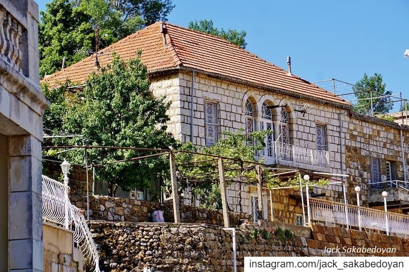 From Haytoura  haytoura  lebanon  liban  oldhouse  oldhouselove ...