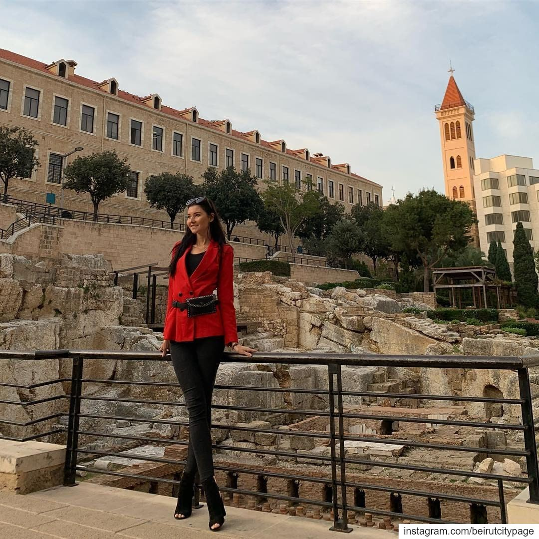 Beirut - بيروت Byblos jounieh travel lebanon paris By...