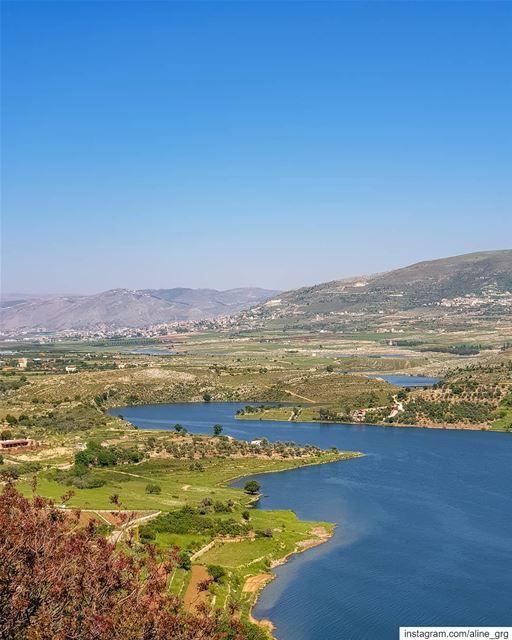 🌳 saghbine westbekaa bekaa nature outdoor river greenery sky ... (Saghbîne, Béqaa, Lebanon)