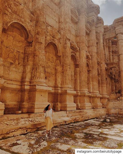 Baalbek - بعلبكBy dorianasr beirut jounieh byblos photoshoot ruins ...