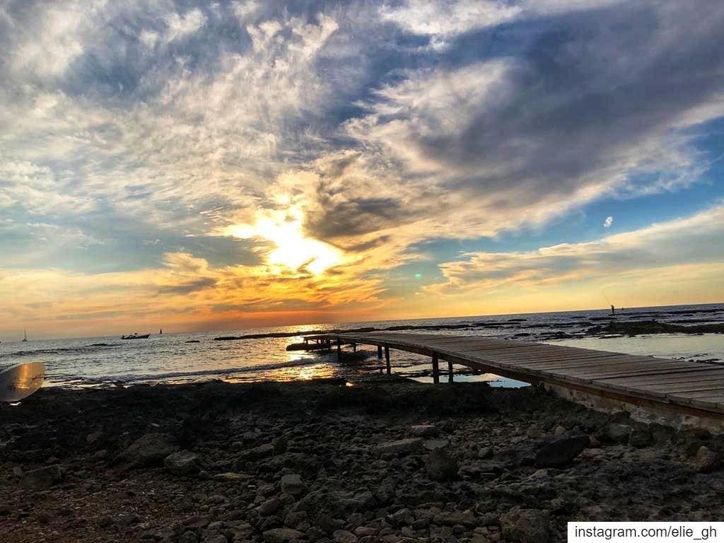 That crazy little sun of a beach .. _________________________________...