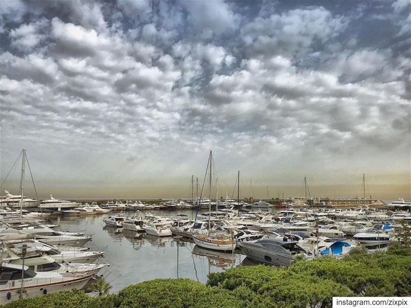 Sail away sail away ⛅️🚤⛵️⚓️ - - - instadaily instagood photooftheday ... (Marina Dbayeh)