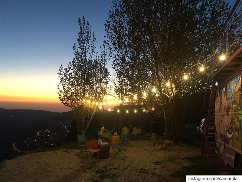 Star light, star bright, I wish I was at samarula tonight 😍😍....... (The Cedars of Lebanon)