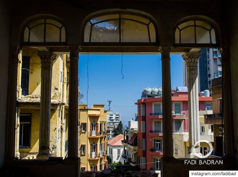 Beirut morning_______________________________________11:52:13 AMNikon1/ (Beirut, Lebanon)