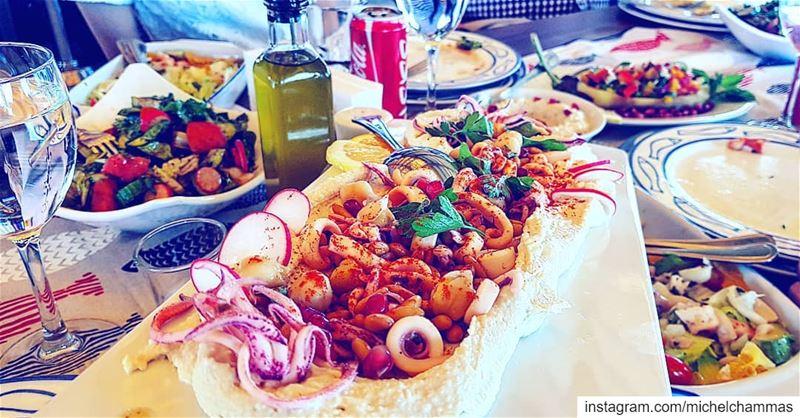 Lebanon Jbeil Byblos ByblosSurMer BDarElAzrak InternationalHummusDay... (Al Azrak-Jbeil)