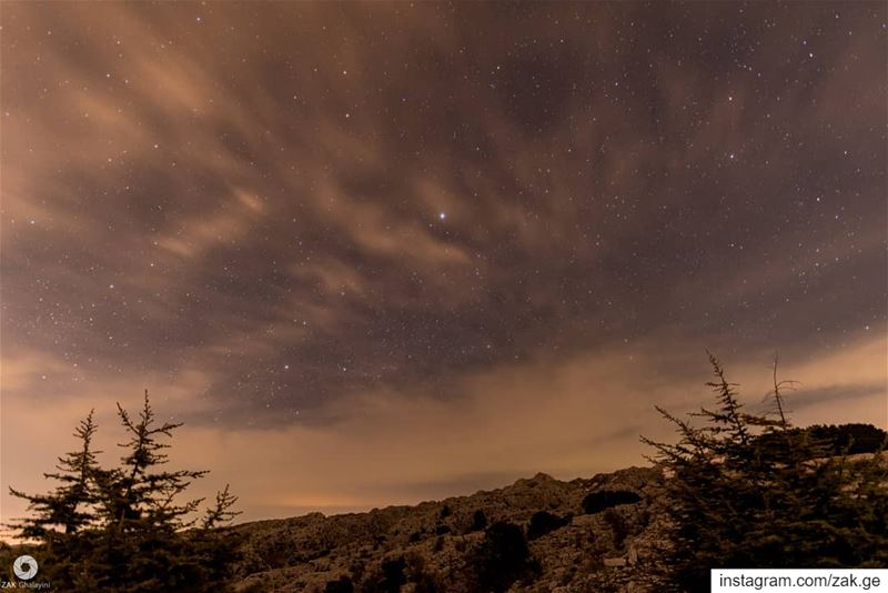 Somewhere, something incredible is waiting to be known. milkywaychasers ... (Lebanon)