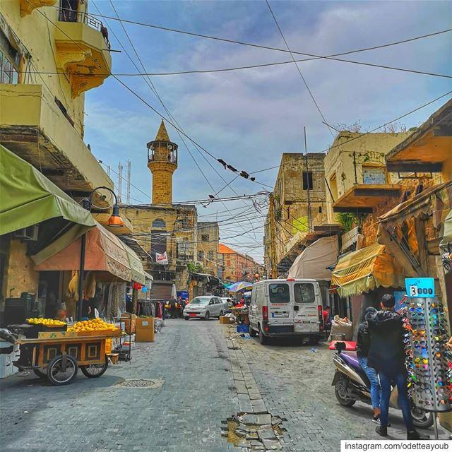 سوق صيدا العتيق________________________________---- ptk_lebanon ... (Sidon, Lebanon)