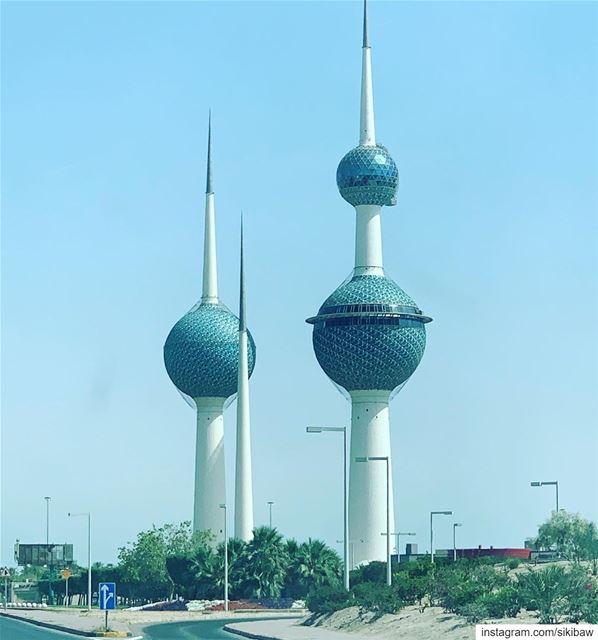 Abraj alkuwait kuwait abrajalkuwait lebaneseingulf likeforlikes ... (Kuwait City)