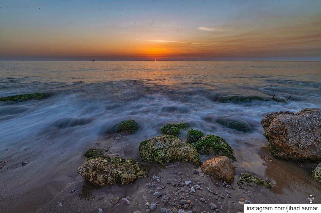The Unplanned Sunset!!!🤓... (Dbayeh, Mont-Liban, Lebanon)