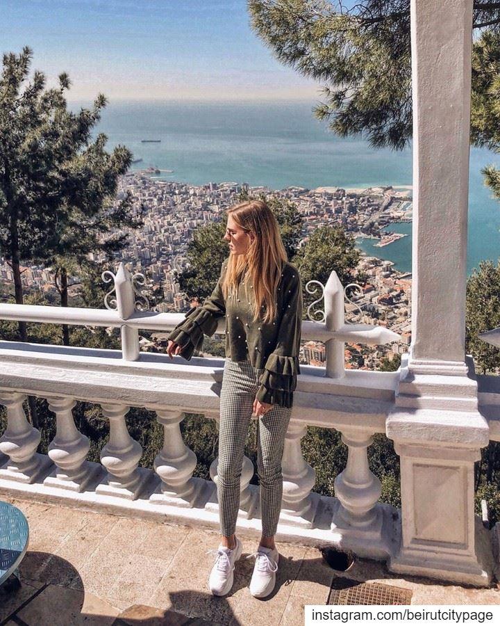 جونية Jounieh beirut byblos saida tyre lebanon travel model ...