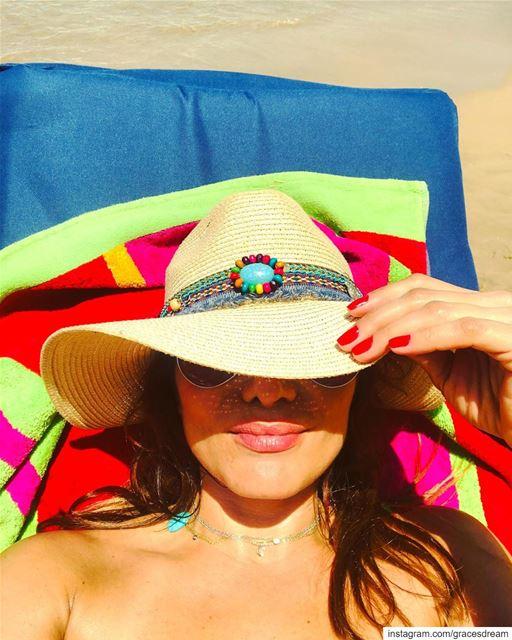 ShesOnlyHappyInTheSun ☀️....... Summer SummerTime SummerFun ... (Chekka)