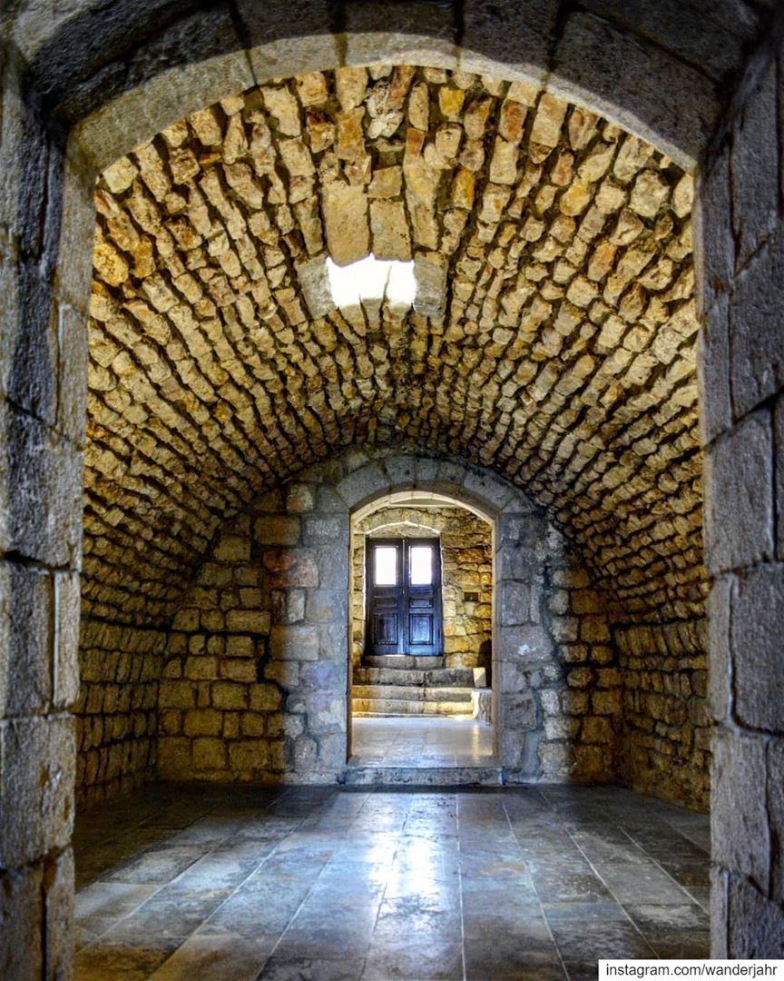 Every door leads to another, keep walking!   lebstory  lebanontraveler ... (Lebanon)