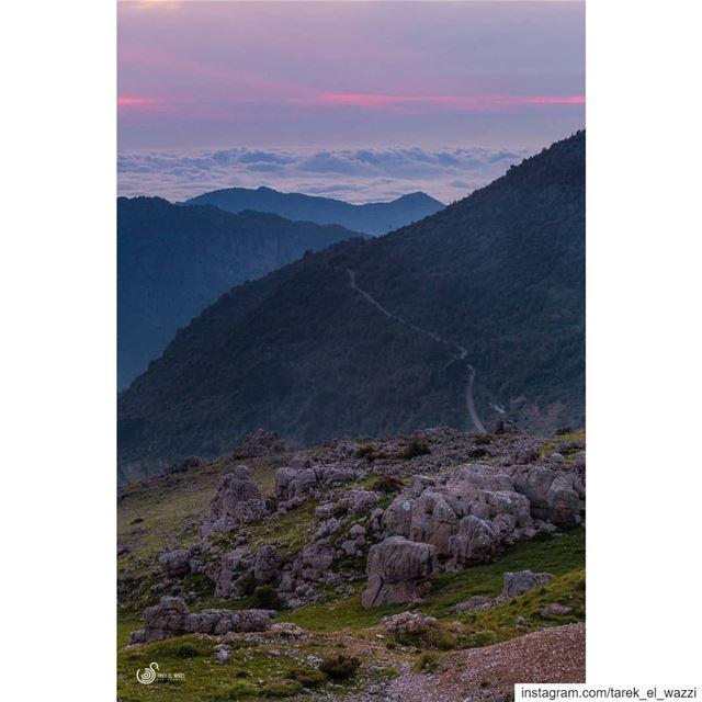 Sunset. sunset canon6d benro lebanon tamron quack 🐤