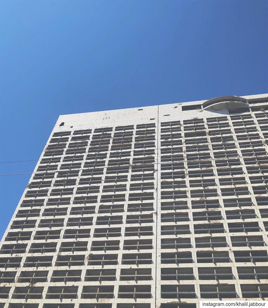 *بلو بيروت•••••• bluebeirut postwar tb architecture ... (Beirut, Lebanon)