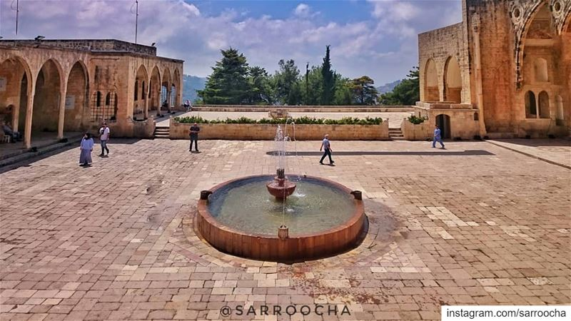 Oriental vibes ✨ takenbyme ptk_Lebanon visitlebanon Lebanonbyalocal ... (Beiteddine Palace)