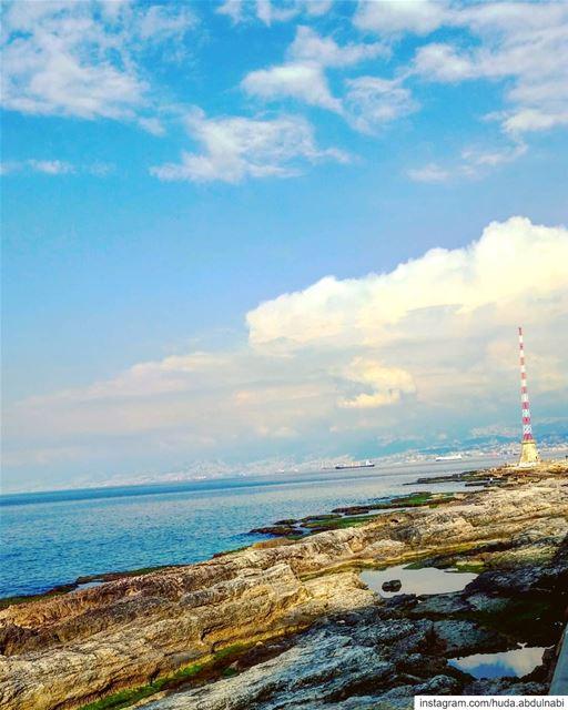 Summer is back 🌝💙 summer blue lebanon lebanontimes beirut beiruting...