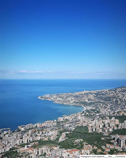 The Beautiful Lebanon by @carole_abi_zeid touch 😉 capture_today ... (Joünié)
