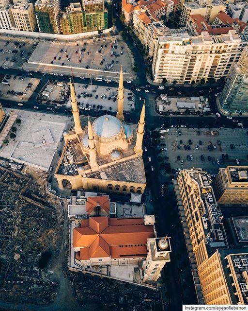 صباح العيش المشترك من وسط بيروتGood morning from Beirut 😍have a great... (Beirut, Lebanon)