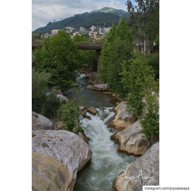 Be still like a mountain and flow like a great river. L. Tzu🌊🌊🌊🌊🌊🌊🌊 (Jesr El Quadi)