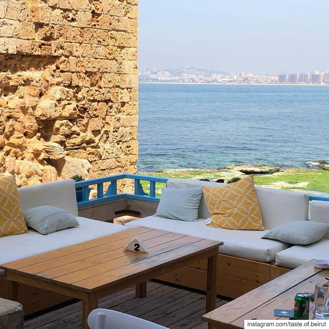 Lebanon offers beach seating, Roman, Phoenician or Ottoman ruins galore,... (Tyre, Lebanon)