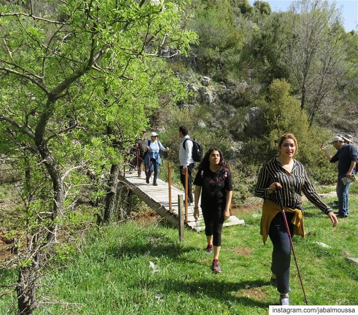 Never stop exploring! JabalMoussa unesco unescomab ... (Jabal Moussa Biosphere Reserve)