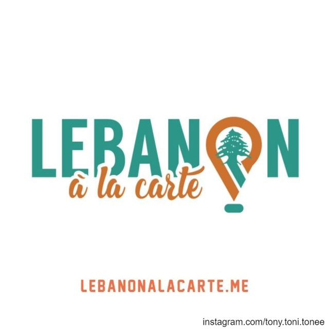 ... I AM LEBANON A LA CARTE !.I had this dream: to reveal my beloved... (Lebanon)
