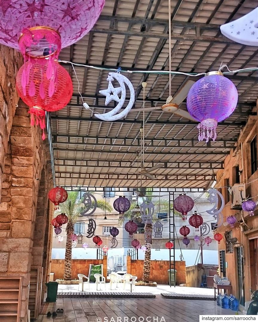 Ramadan vibes 🌙 takenbyme ptk_Lebanon visitlebanon Lebanonbyalocal ... (Tyre, Lebanon)