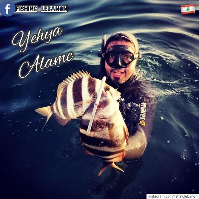 @yehyaalame & @fishinglebanon - @lebanonfanlovers @lebanoninapicture @whats (Beirut, Lebanon)