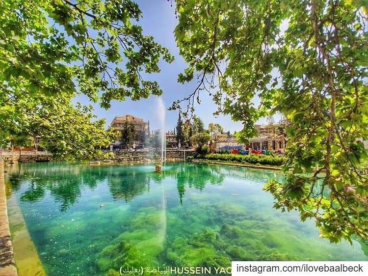 By @husseinzeinyaghi Baalbeck cityofthesun IloveBaalbeck Lebanon ...