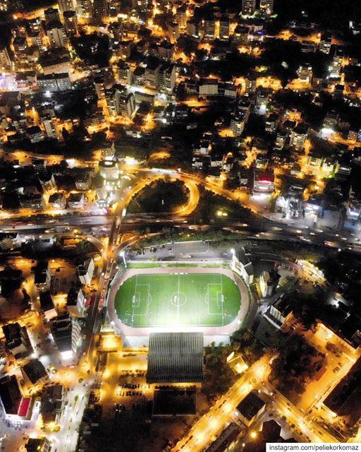 Jounieh by... (Fouad Chehab Stadium)