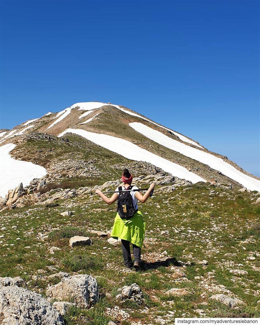 🏔🧭🗺 myadventureslebanon mountaineering choosemountains ... (Lebanon)