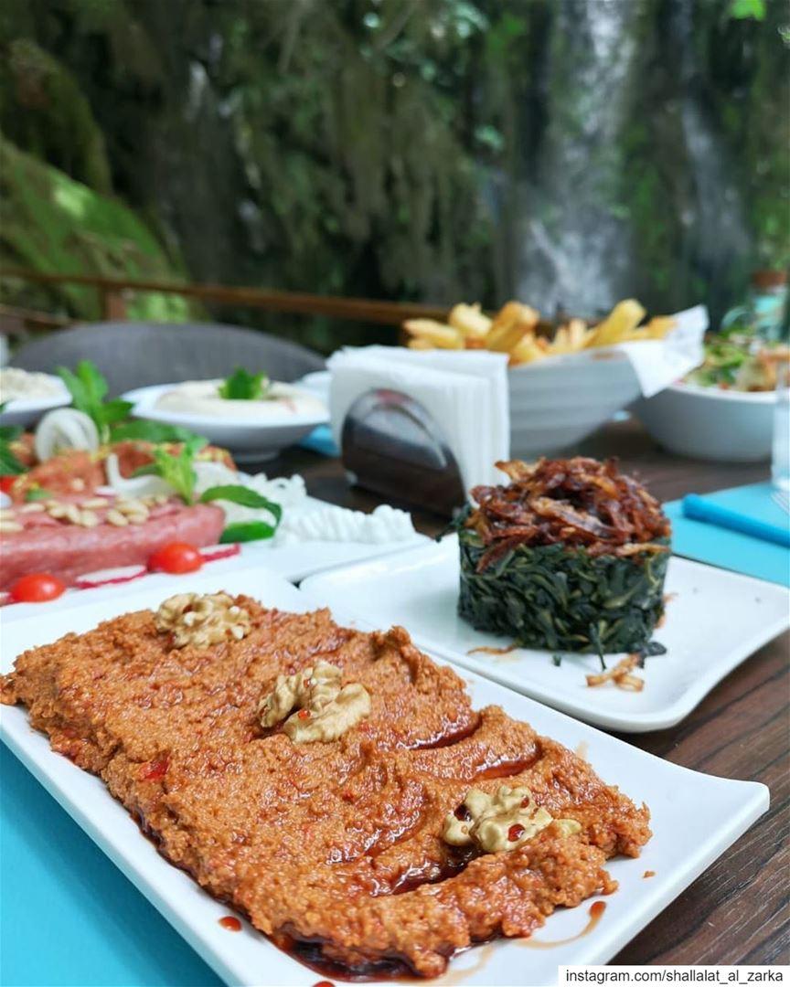 It is no secret that Lebanese cuisine is one of the best cuisines, if not... (Baakline, Mont-Liban, Lebanon)