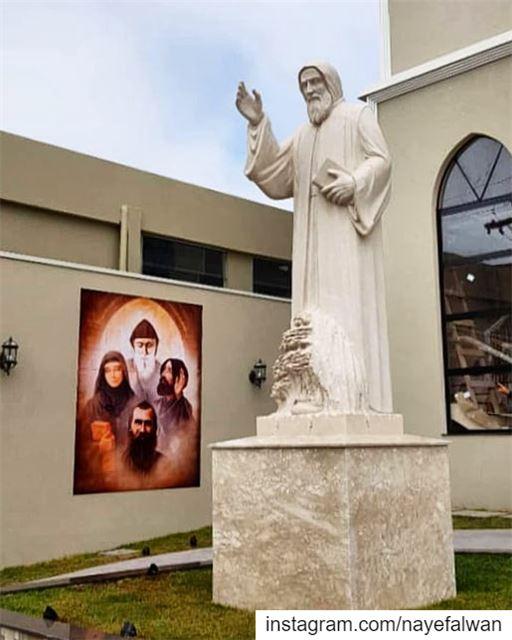 Saint Charbel - Ponto Pora, Brazil nayef_alwan ___ lebanon lebanese ... (Ponta Porã)