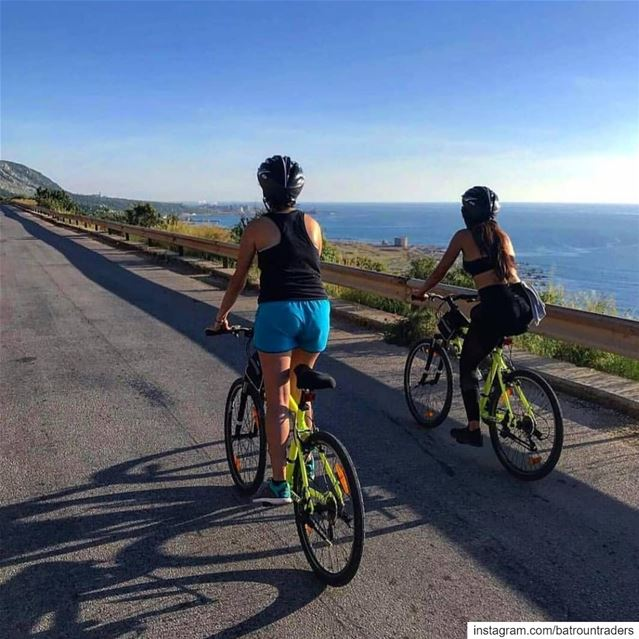 batroun  البترون_سفرة  bicycle  biking  sport  hamat  selaata ... (Batroûn)