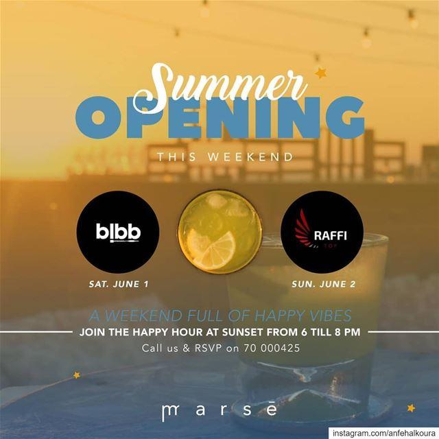 Summer Opening 😍❤️@marsebnb@tahetelrih_anfehalkoura70-788117... (Anfeh Al-Koura أنفه الكورة)
