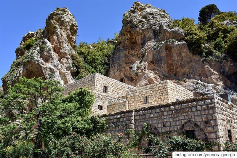 The Gibran Museum (Kahlil Gibran, or Khalil Gebran) in Bsharre (Lebanon)...