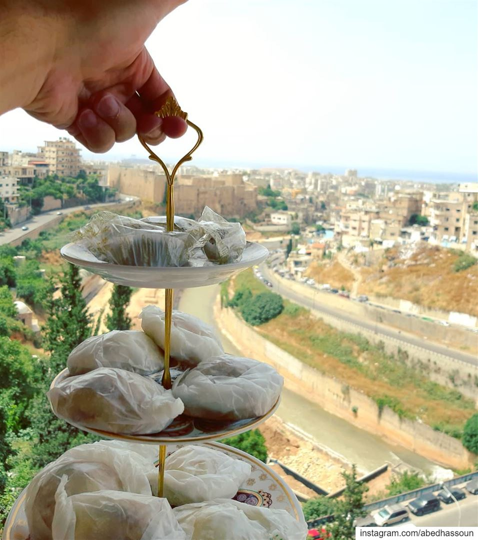 From my beloved Tripoli , the eternal city, the city that I love, Eid... (Tripoli, Lebanon)