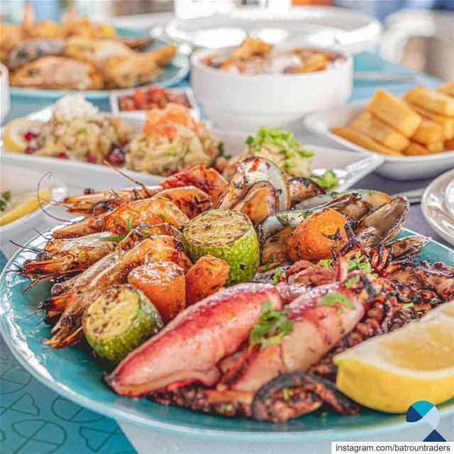 batroun restaurants @merchak.aalbaher seafood mediterranean cuisine ... (Merchak Aal Baher - مرشاق عالبحر)