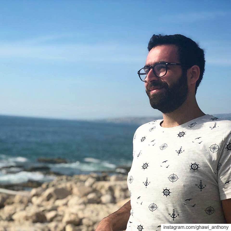 By IPhone XPortrait 🙋🏻♂️💙_______________________________ photo ... (Bouâr, Mont-Liban, Lebanon)