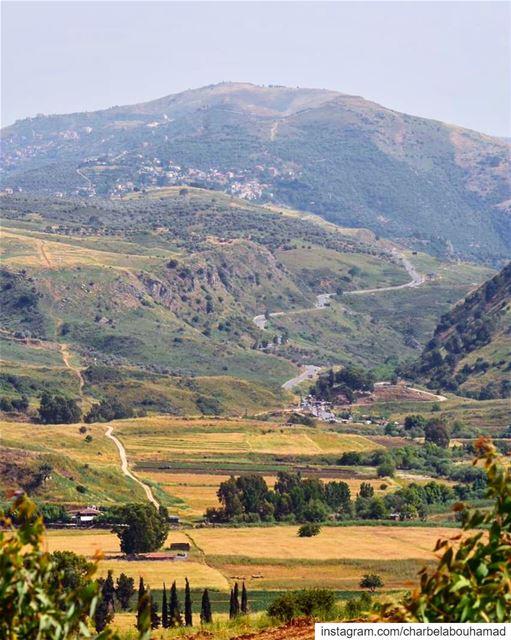 من العيشية إلى القليعة lebanon livelovelebanon livelovebeirut ... (Jezzine District)