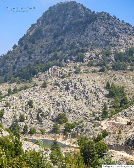 ⛰__________________ travelblogger travelholic travelphotography ... (Ehmej, Mont-Liban, Lebanon)