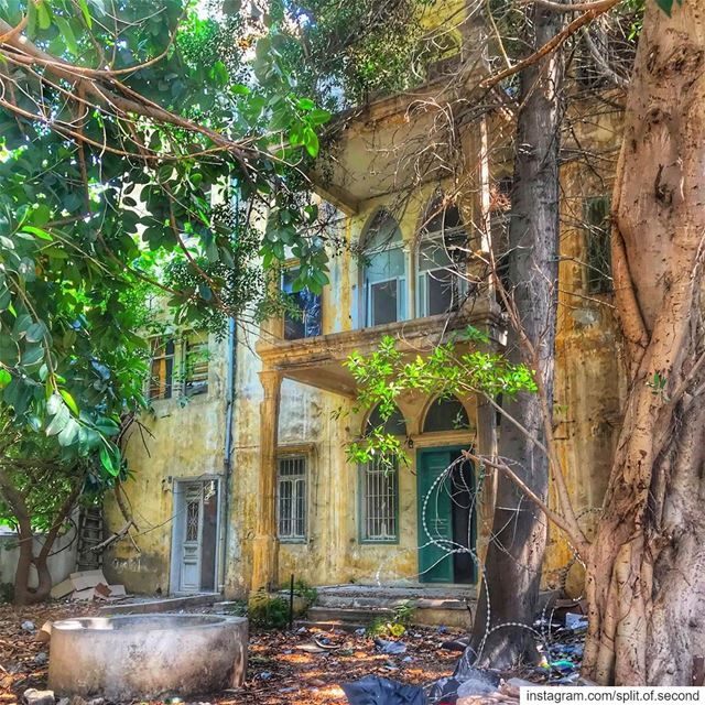 « Old places have SOUL »... lebanon  beirut  architecture ...