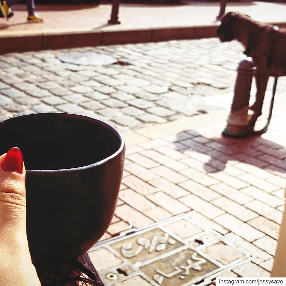 Is it only Me? Or does Coffee taste better on Friday ?! 😍...---------- (The Backburner)