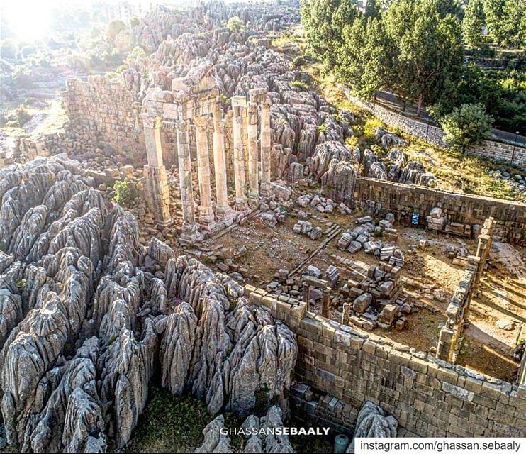 lebanon faqra tourism livelovelebanon ruins tourism roman ... (Faqra Ruins)