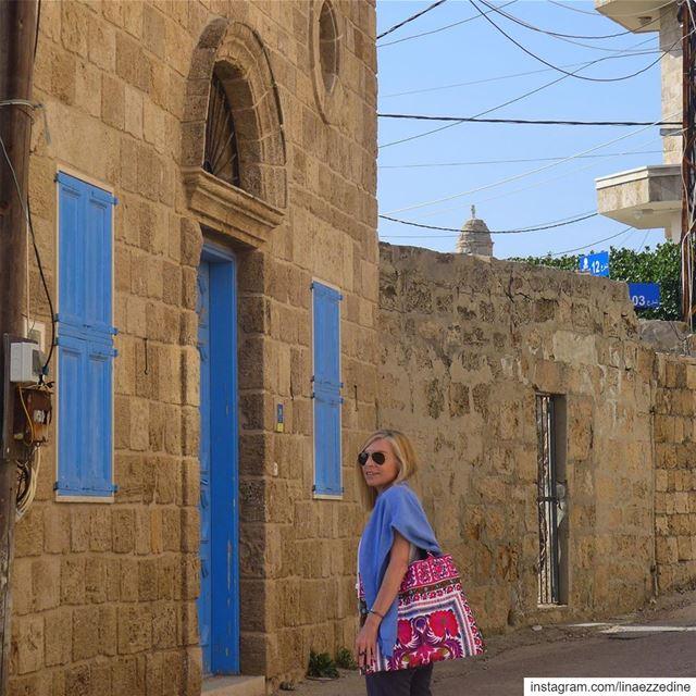 Spot the blue... ...@lebanonlivinglegacy life betroun blue ... (Batrouun)