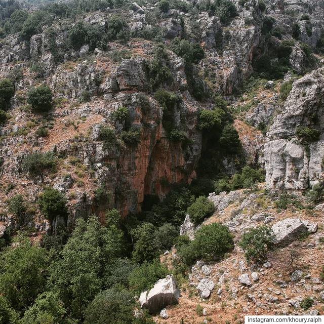 Drapetomania... forest river lebanon caves rockymountains ...