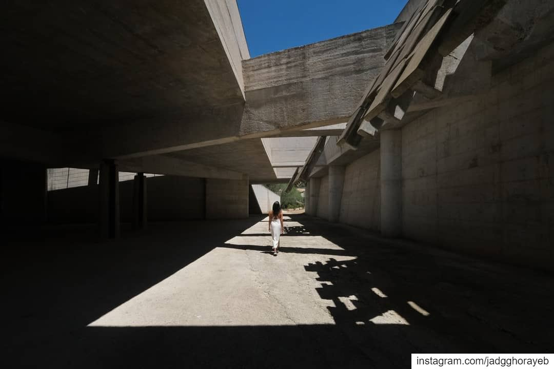 ~ Igualada Cemetery in Igualada, near Barcelona, designed by the... (Igualada Cemetery)