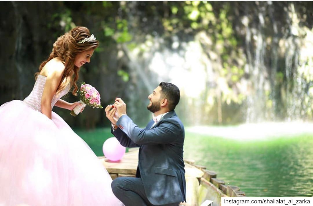 Love is in the air 💙Picture by : @nancy_kadiReserve your photoshoot on... (Baakline, Mont-Liban, Lebanon)